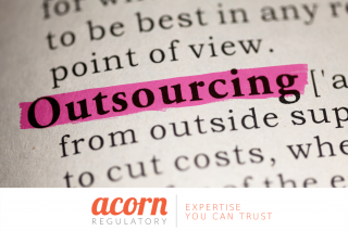 Outsourcing eCTD