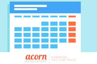 eCTD deadline - Acorn Regulatory