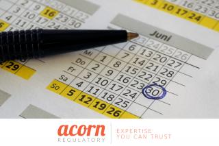 eCTD deadline - Acorn Regulatory - esubmission roadmap