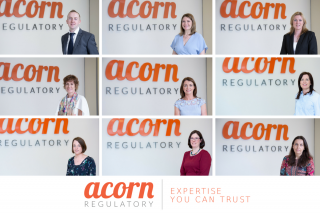 Acorn Regulatory CMC Manager