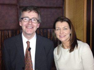 Dr Kevin O'Donnell Dr Gemma Robinson HPRA Seminar Hilton Dublin Market Compliance November 27th 2017