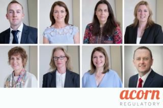 quality & New Vacancies 2018 at Acorn Regulatory