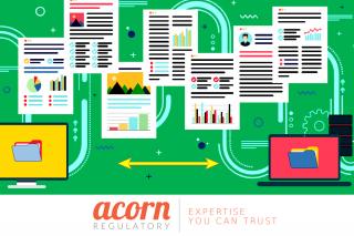 Focus on DMF & eCTD Acorn Regulatory