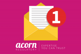 Acorn Regulatory July Newsletter