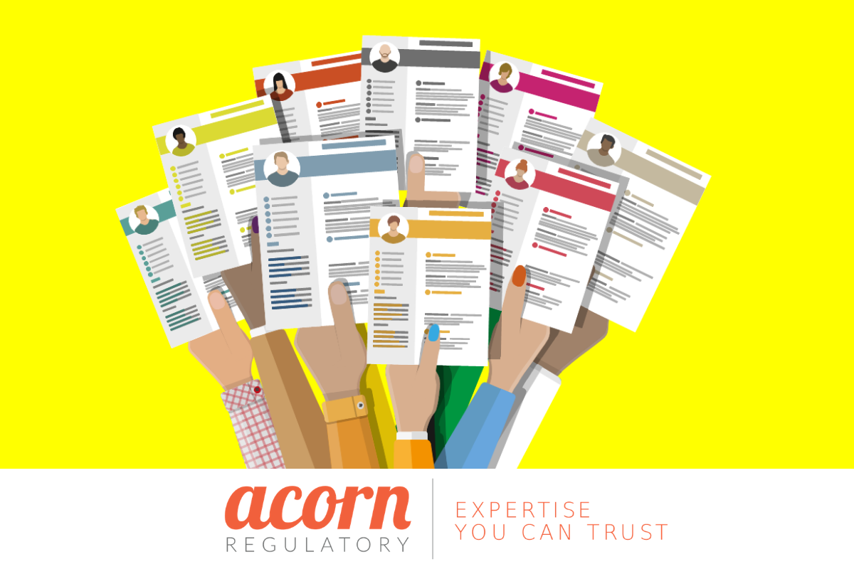 Regulatory Affairs Careers Blog_ New Vacancies at Acorn Regulatory