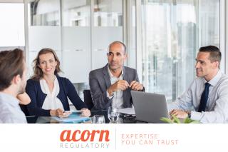 Scientific Advice Meeting Acorn Regulatory