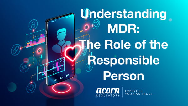 Understanding MDR The Role of the PRRC Responsible Person